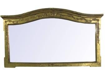 Mantle Mirror Etsy