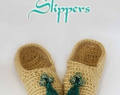 Custom Order - Jasmine slippers for Newborn