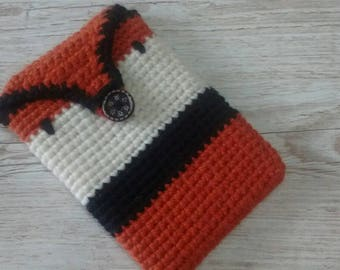 Fox Kindle Cosy/Case * * EReader Cosy/Case * * Handmade