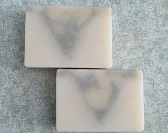 Agave Lime, Cold Process Soap, Olive Oil Soap, Shea Butter Soap, Handmade Soap