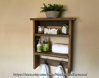 rustic wooden shelf rustic kitchen shelf rustic wooden entryway coat rack primitive shelf