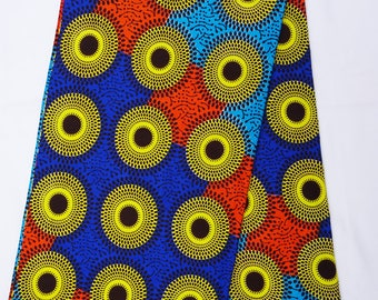 African fabric by the Yard record Ankara fabric African Fabric Shop  African Textile  African Supplies for dress skirt headtie wax print