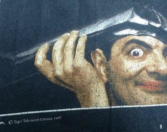Hot Sale, Rare Vintage BEAN in The usa Mr. Bean Tshirt