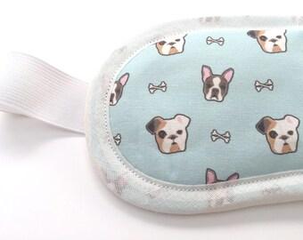 Dog and Crossbones Eye Mask - Eye masks - Dogs