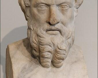 16x24 Poster; Herodotos Met 91.8