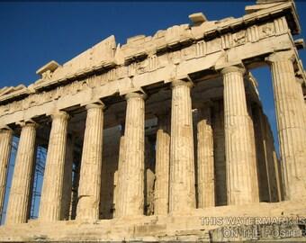 16x24 Poster; Parthenon