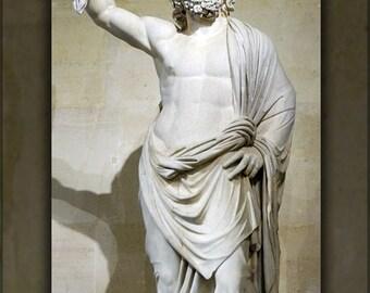 16x24 Poster; Zeus
