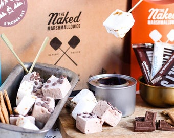 Gourmet Marshmallow S'mores Kit