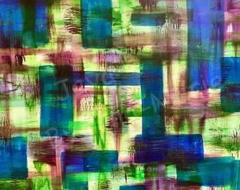 Jaya - Giclee Print