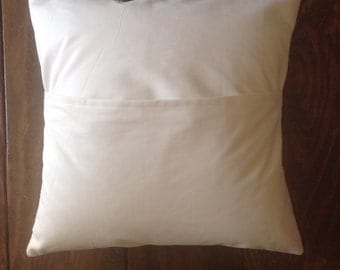 Envelope Pillow Case Cover, Do NOT Purchase BY ITSELF. It is an option to ad to an additional pillow purchase.
