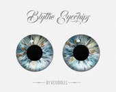 Extra Realistic Blythe eyechips BL-01-04