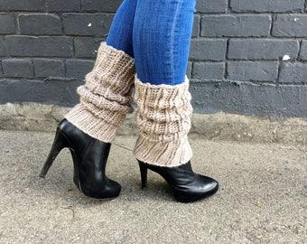 Crochet Leg Warmers PATTERN, Crochet Pattern Leg Warmers, PDF, Slouchy Leg Warmers Pattern, Tall Leg Warmers Pattern, Easy Leg Warmers