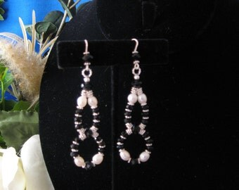Elizabeth Earrings. These earrings are sophisticated and sparkling!