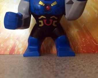 Darkseid Lego Inspired Keyring