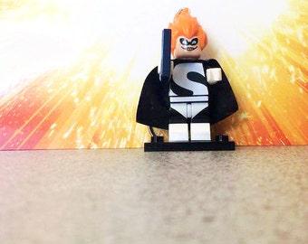 Disney Syndrome Lego Inspired Keyring