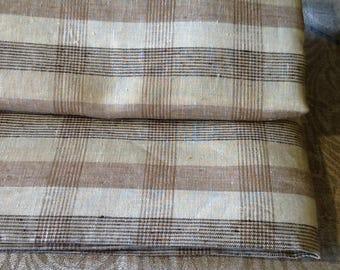 "Linen Pillowceses. Linen  100 %. 2 pcs. 20 x 27 "" ( 50 x 70 cm)."
