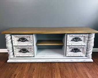 Media Center Cabinet - Media Console - Entertainment Center - TV Stand
