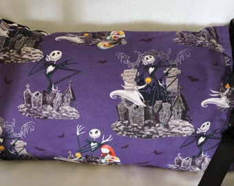 Nightmare Before Christmas Pillow, Jack and Sally, Jack Skellington PIllow, Christmas Pillow, Nightmare Before Christmas Decor,