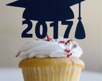 Graduation,graduation party decorations,college graduation,graduation decorations,graduation 2017,graduation party,class of 2017, cupcake