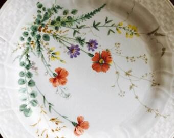 Margaux by Mikasa, Salad/Desert Plate