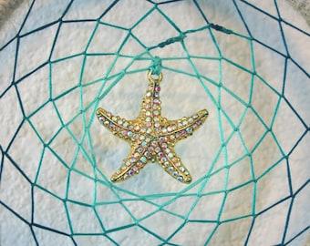 Starfish Dream Catcher