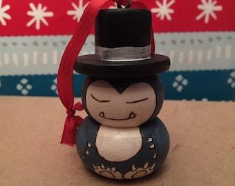 Snorlax ornament