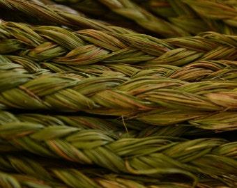 Large Sweet grass braids (approx. 1.5 feet)