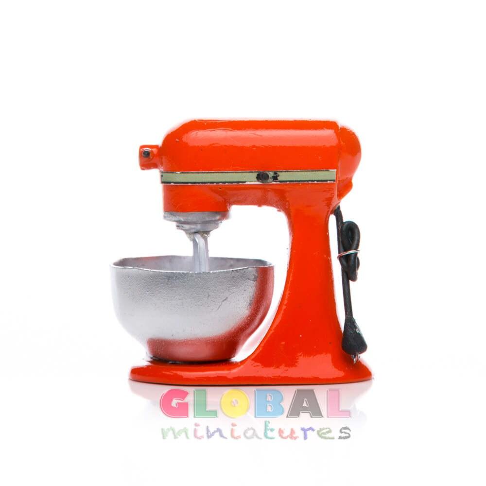 Dollhouse Miniature Kitchen Aid Mixer