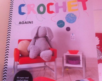 Crochet pattern book for cute cuddly toys and home furnishings Häkeln is the word for Crochet in german