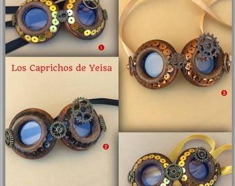 Steampunk glasses Neoblythe