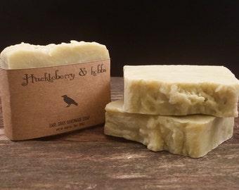 Earl Gray Soap - Handmade soap, All Natural Soap, rustic soap, man soap, gift for him, artisan soap, cold process soap