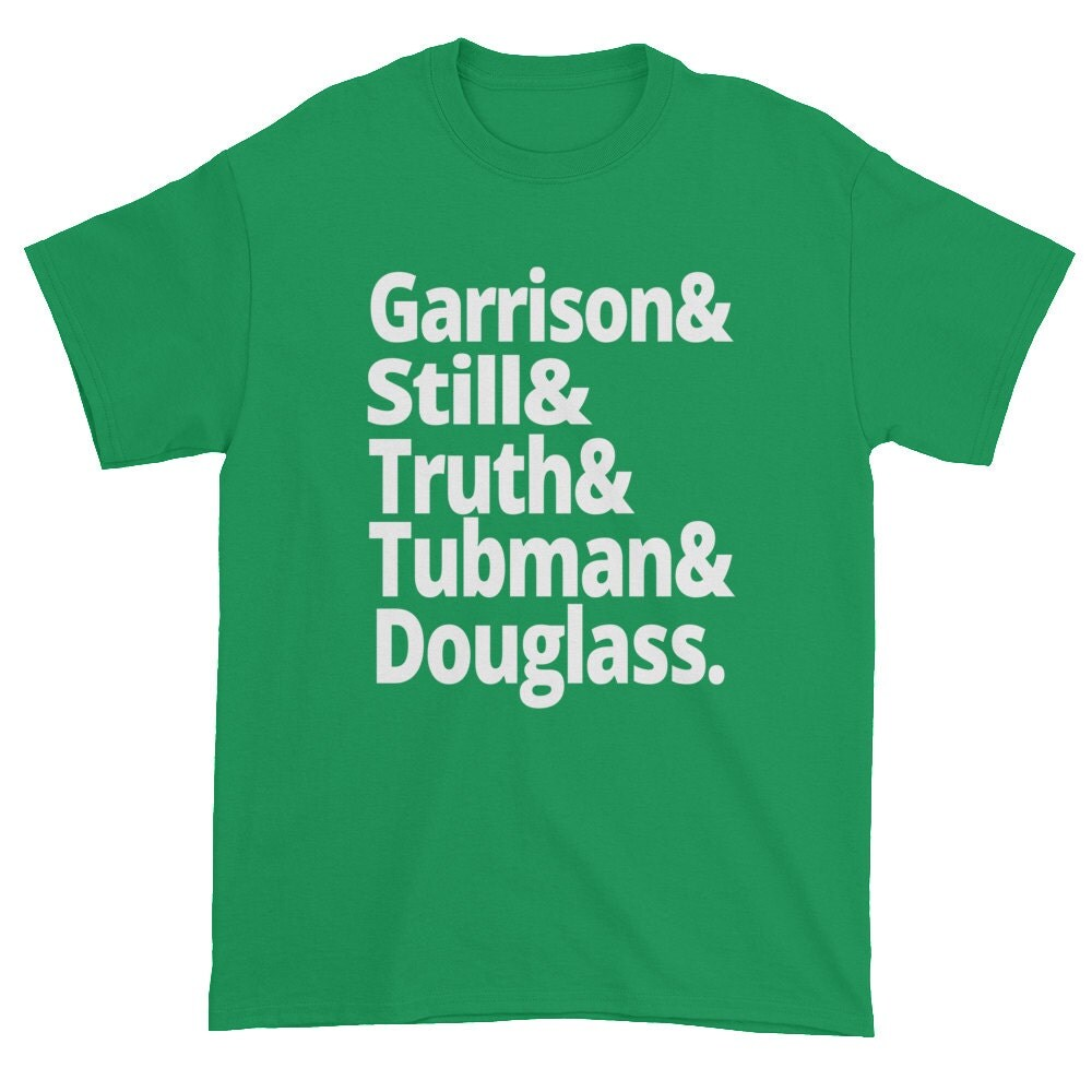 US Abolitionist Leaders - History Unisex T-shirt