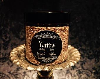 Organic Yarrow Flowers 1 Oz | Dried Yarrow Flowers | Dried Herbs