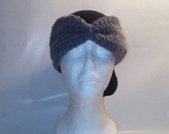 Cinched Bow headwrap