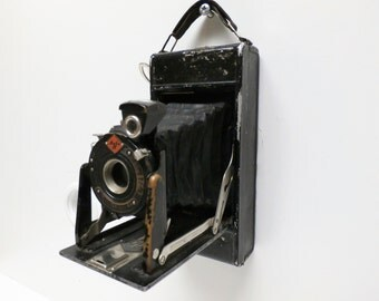 Ansco Agfa Fold Up/Out Camera