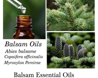 Balsam Oil, Balsam Essential Oil, Balsam Oil Uses, Oil of Balsam, Balsam Oil Benefits – 1oz Bottle