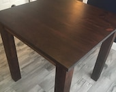 Custom Hi Top Bar Table...