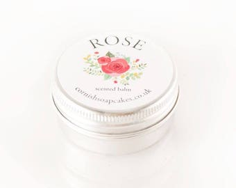 Rose Scented Balm