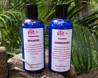 AZIL Shampoo & Conditioner COMBO