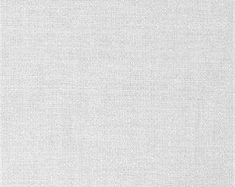 "Natural Basics 1553231 All Muslin White  100% cotton 43"" wide fabric (H216)"