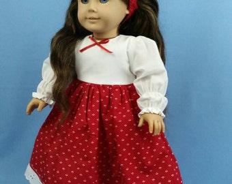 American Girl Doll  Samantha Doll Dress