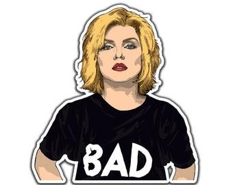 Debbie Harry Sticker - Bad Blondie