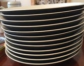 Rosenthal shallow bowls by Raymond Loewy
