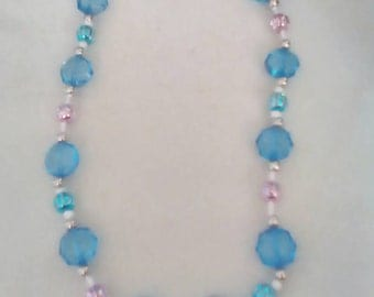 Pastel colors of hope necklace