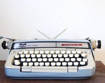 Vintage Smith Corona,vintage typewriter, Smith Corona, Smith Corona, Working Typewriter