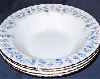 Royal Albert - Memory Lane - Rim Soup Bowls (4)