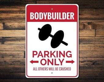 Bodybuilder   Etsy
