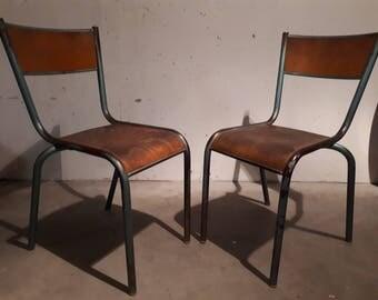 Mullca school chairs