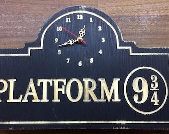 Harry Potter , Platform 9 3/4 Clock
