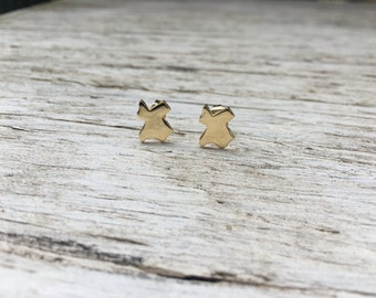 Simply Texas State earrings